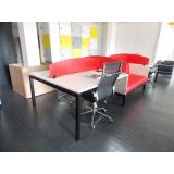comprar móveis para escritório coworking Batatuba