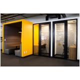 comprar móveis planejados para coworking Parque Peruche