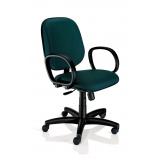 empresa que vende cadeira de escritorio com rodizio Inhaúma