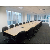 empresa que vende mesa de reunião diretoria Heliópolis