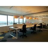 escritório comercial planejado sob medida Marechal Hermes