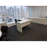 armário de escritório planejado