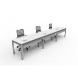 fabricante de mesa plataforma individual Sumaré
