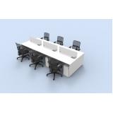 fabricante de mesa plataforma para escritórios São Silvestre de Jacarei