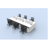 fabricante de mesa plataforma para escritórios Vila Mariana