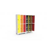 locker industrial colorido preço Colégio