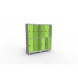 locker industrial colorido preços Botafogo