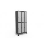 locker de aço