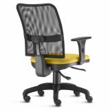 loja de cadeira para escritório base giratória Vila Progredior