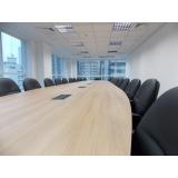 loja de mobiliário corporativo para reunião Vila Progredior