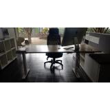 mesa com cadeira home office preço Araçoiabinha