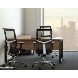mesa de escritório diretoria em l orçamento Honório Gurgel