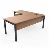 mesa de escritório moderna