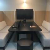 mesa de escritório planejado preço Real Parque