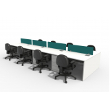 mesa de escritório plataforma Granja Julieta