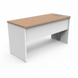 mesa de escritório simples Penha Circular