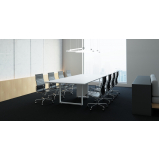 mesa grande para sala de reunião preço Botafogo