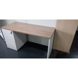 mesa home office pequena preço Vila Kosmos