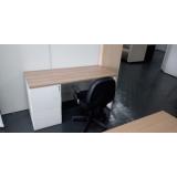 mesa home office preço Vila Andrade