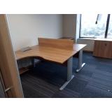 mesa para diretoria de escritório orçamento Lagoa