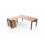 mesa para escritório diretoria preço Cosme Velho