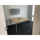 mesa para escritório planejado valor Bonsucesso
