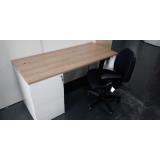 mesa para home office preço Valença
