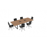 mesa para reunião diretoria preço Piedade