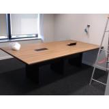mesa para sala reunião valor Lauzane Paulista