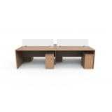 mesa plataforma com gaveta orçamento Cacuia