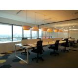 mesa plataforma com divisor