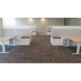 mesa plataforma elevatória