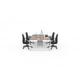 mesa plataforma para 4 lugares orçamento Cacuia