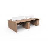 mesa plataforma para 4 lugares Cidade Dutra