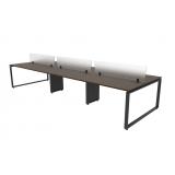 mesa plataforma para 6 lugares orçamento Barra Funda