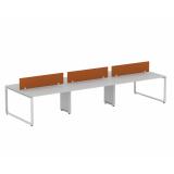 mesa plataforma para escritórios orçamento Brás