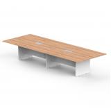mesas modulares para sala de reunião Americana
