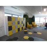 mobiliário corporativo colaborativo