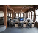 mobiliário corporativo para escritório