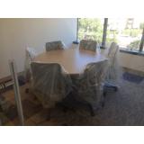 mobiliário corporativo para reunião