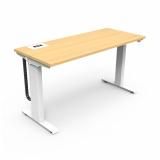mobiliário técnico com regulagem elétrica de altura