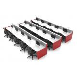 mobiliário técnico customizado