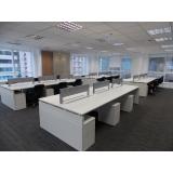 mobiliários corporativos para staff Vila Progredior