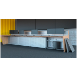 mobiliários técnicos customizado GRANJA VIANA