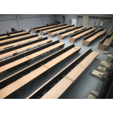 mobiliários técnicos para sala de monitoramento Vila Militar