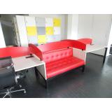 móveis coworking modernos preço Franca