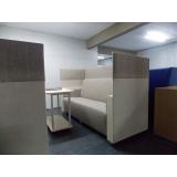 móveis coworking modernos Cavalcanti