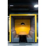 móveis para ambientes corporativos Praça da Arvore
