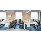 móveis para coworking preços Jacarepaguá