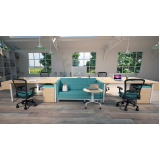 móveis para escritório coworking preço Bairro do Limão